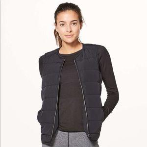 Like-New Lululemon Just Enough Puffer Vest